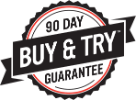 90-day Buy-and-Try Logo