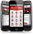 Mobile phones with Firestone App