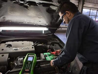 Car Battery Testing & Service | Firestone Complete Auto Care