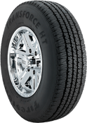 Firestone Transforce HT tire image