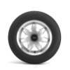 Bridgestone B381 Angle view