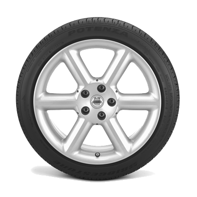 Bridgestone Potenza RE040 large view