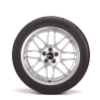 Bridgestone Potenza RE070R RFT Angle view