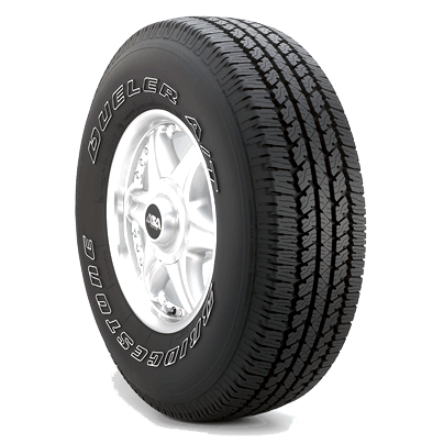 Bridgestone Dueler A/T D693 II  large view