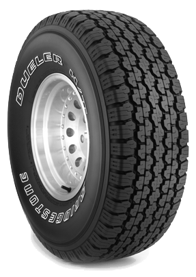 Bridgestone Dueler H/T 689 large view