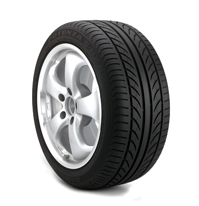 Bridgestone Potenza S-02 large view