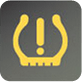 low tire pressure indicator